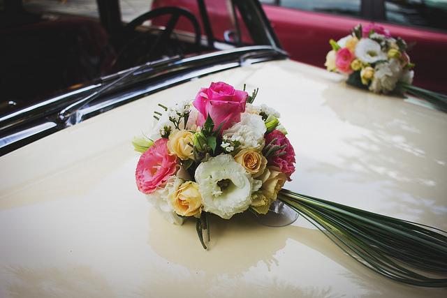 esküvői díszítés